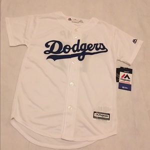 Los Angeles Dodgers Majestic cool base jersey